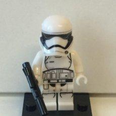 Reproducciones Figuras de Acción: MINIFIGURES STAR WARS STROMTROOPER COMPATIBLE LEGO // D4. Lote 71436601