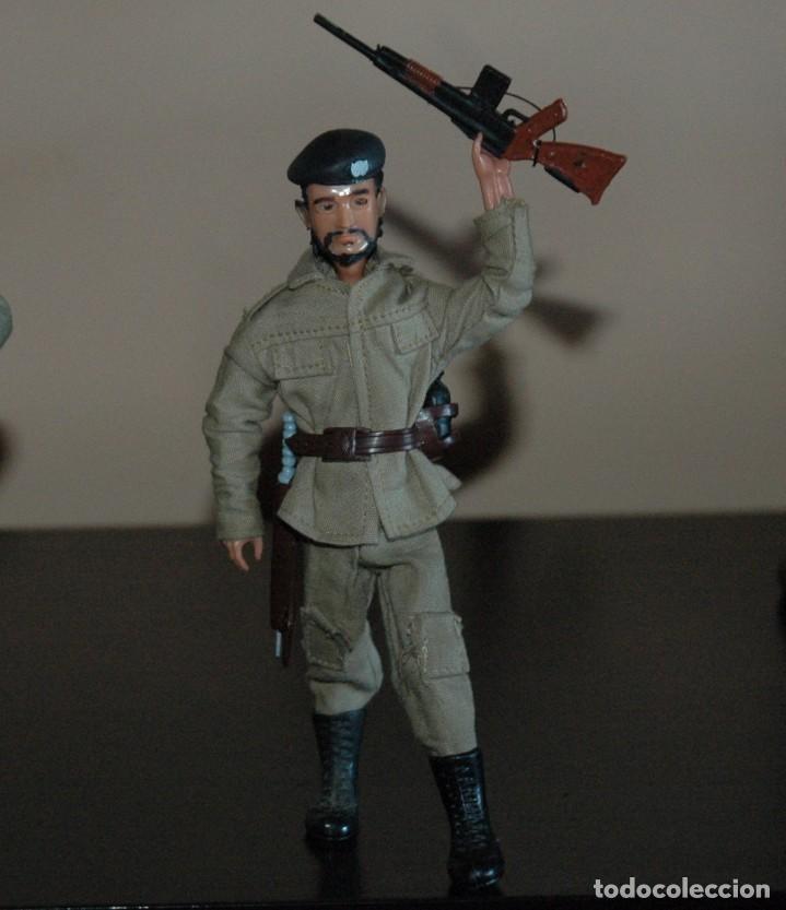 Reproducciones Figuras de Acción: Madelman MDE histórico Che Guevara guerrillero. Con uniforme original de primera generación - Foto 2 - 67822989