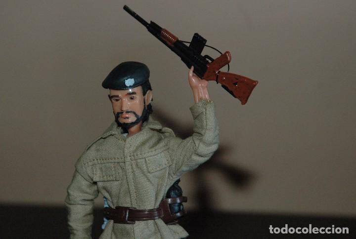 Reproducciones Figuras de Acción: Madelman MDE histórico Che Guevara guerrillero. Con uniforme original de primera generación - Foto 3 - 67822989