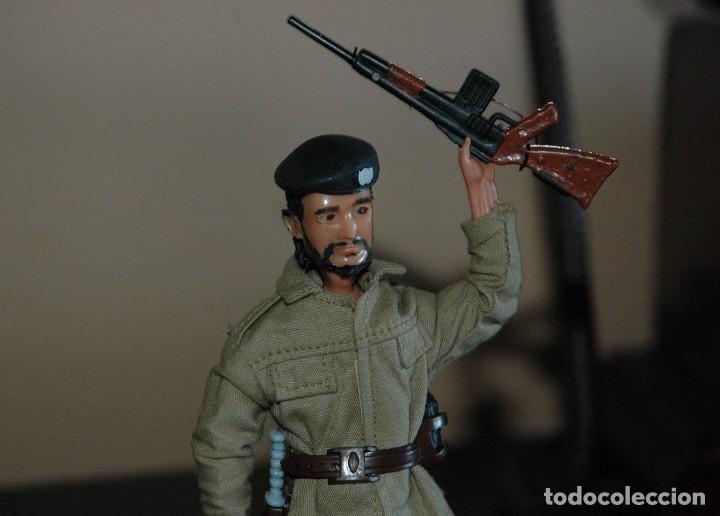Reproducciones Figuras de Acción: Madelman MDE histórico Che Guevara guerrillero. Con uniforme original de primera generación - Foto 4 - 67822989