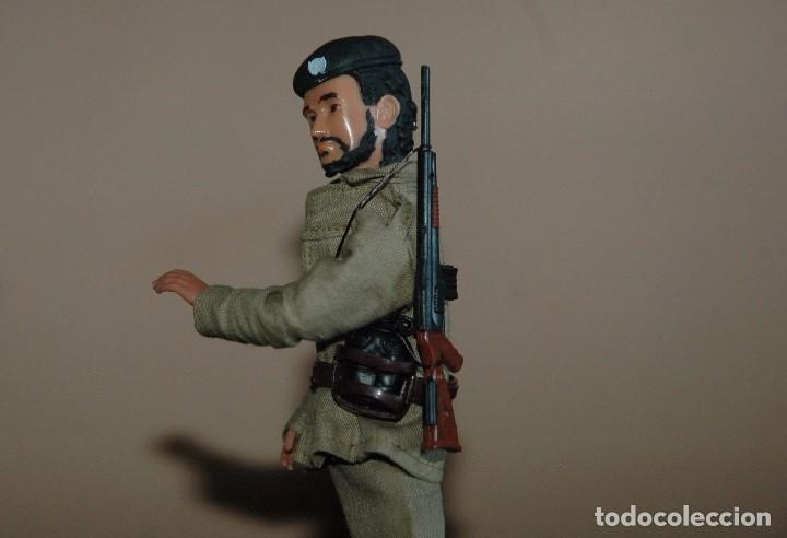 Reproducciones Figuras de Acción: Madelman MDE histórico Che Guevara guerrillero. Con uniforme original de primera generación - Foto 5 - 67822989