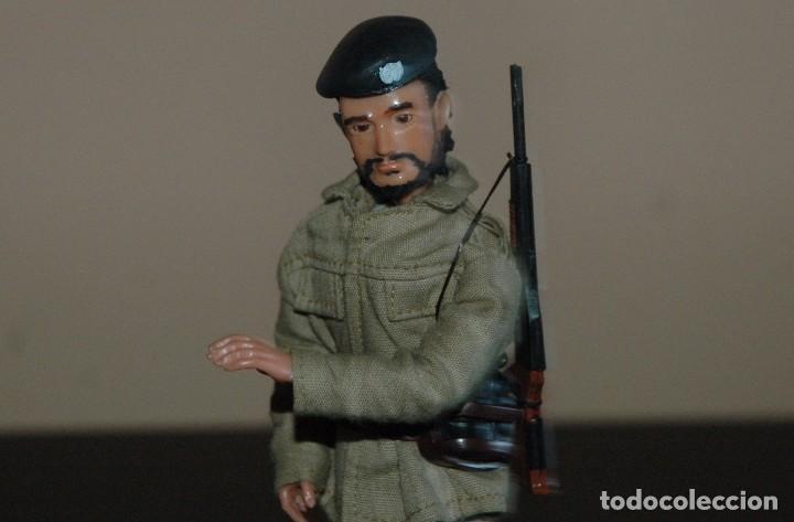 Reproducciones Figuras de Acción: Madelman MDE histórico Che Guevara guerrillero. Con uniforme original de primera generación - Foto 6 - 67822989
