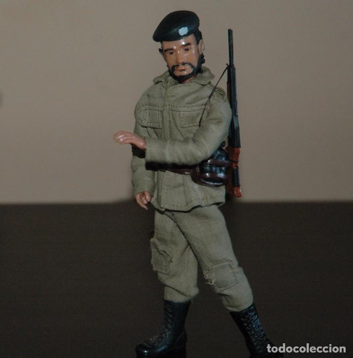 Reproducciones Figuras de Acción: Madelman MDE histórico Che Guevara guerrillero. Con uniforme original de primera generación - Foto 7 - 67822989
