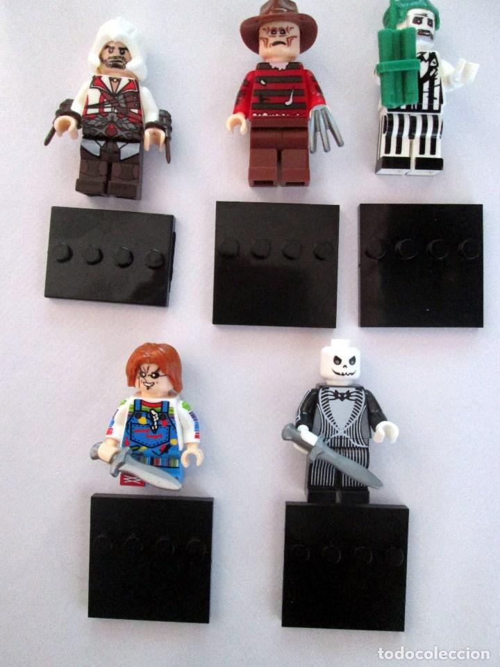 5 Minifiguras Comp Lego Assassin S Creed Mune Sold Through
