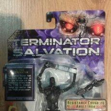 Reproducciones Figuras de Acción: TERMINATOR SALVATION. T-700 PLAYMATES TOYS 2009 EN SU BLÍSTER SIN ABRIR . Lote 69619941