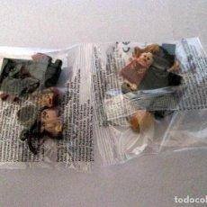 Reproducciones Figuras de Acción: MINIFIGURAS JUEGO DE TRONOS COMP. LEGO: TYRION Y JOFFREY LANNISTER. NUEVAS EN SU BOLSA ORIGINAL!. Lote 72300423