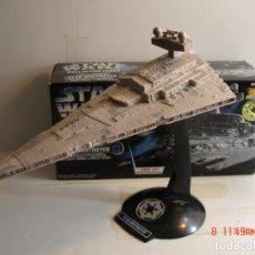 Reproducciones Figuras de Acción: STAR WARS COLLECTOR FLEET ELECTRONIC IMPERIAL STAR DESTROYER KENNER 1996. Lote 72727855