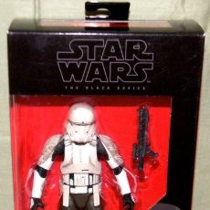 Reproducciones Figuras de Acción: HOVERTANK PILOT (STAR WARS)- BLACK SERIES. Lote 76542915