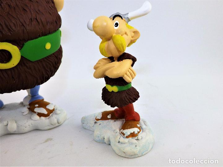 Reproducciones Figuras de Acción: Astérix y Obélix. Plastoy 2006 - Foto 3 - 83121608
