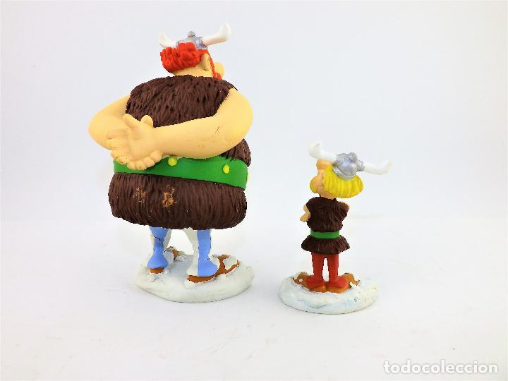 Reproducciones Figuras de Acción: Astérix y Obélix. Plastoy 2006 - Foto 4 - 83121608