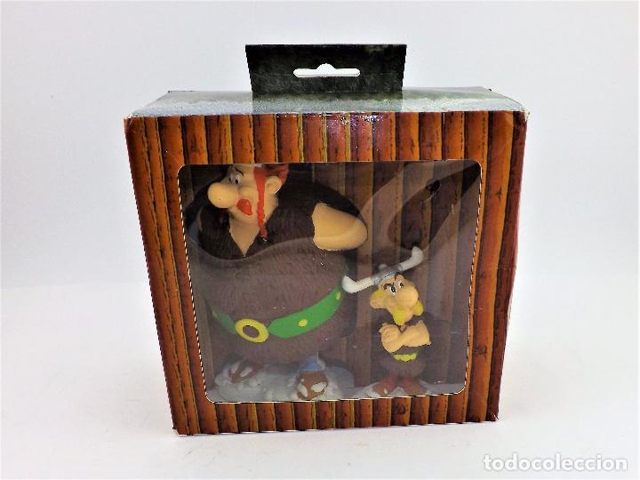 Reproducciones Figuras de Acción: Astérix y Obélix. Plastoy 2006 - Foto 8 - 83121608