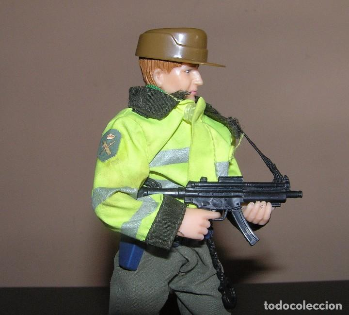 Reproducciones Figuras de Acción: Madelman MDE Guardia Civil. Policia - Foto 2 - 84960364