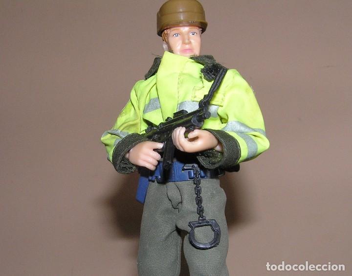 Reproducciones Figuras de Acción: Madelman MDE Guardia Civil. Policia - Foto 3 - 84960364