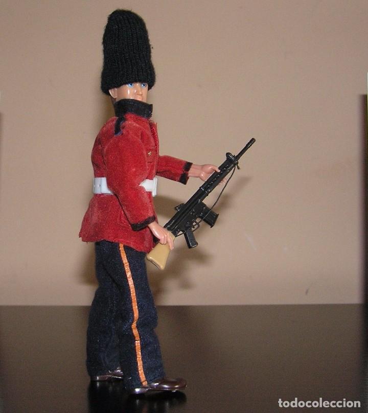 Reproducciones Figuras de Acción: Madelman MDE Guardia Real Británico Palacio de Buckinham - Foto 2 - 88519572