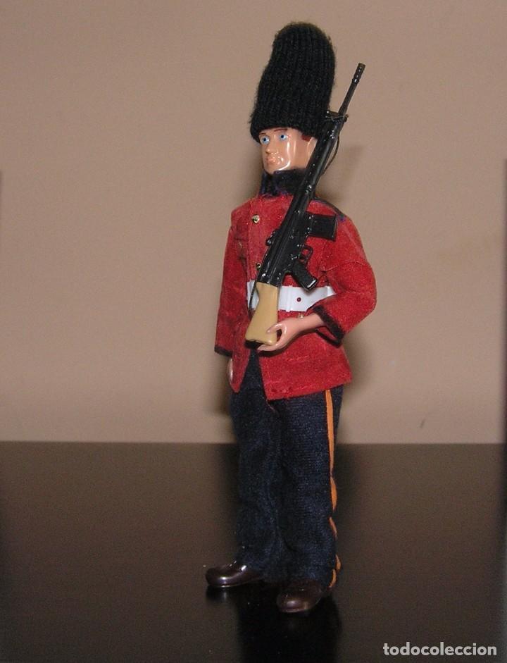 Reproducciones Figuras de Acción: Madelman MDE Guardia Real Británico Palacio de Buckinham - Foto 3 - 88519572