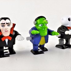 Reproductions Figurines d'Action: MONSTRUOS CLÁSICOS A CUERDA WIND-UP TOY. Lote 197585827