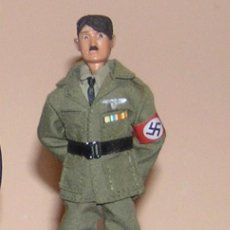 Reproducciones Figuras de Acción: MADELMAN MDE. SERIE WWII. SEGUNDA GUERRA MUNDIAL ADOLF HITLER. Lote 133796247