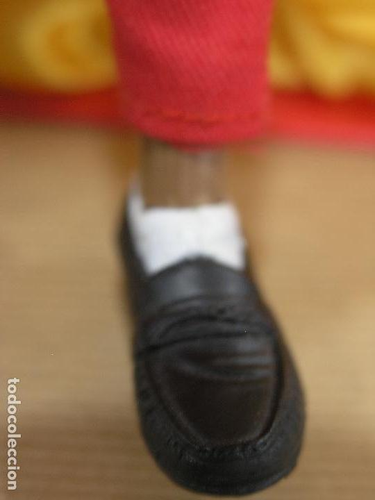 Reproducciones Figuras de Acción: ESPECTACULAR FIGURA MICHAEL JACKSON 28 CMS. CAJA ORIGINAL JAPAN ECBIZZ CRAZY TOYS TRIUMPH - Foto 4 - 90452439