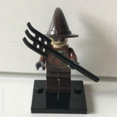 Reproducciones Figuras de Acción: MINIFIGURES SUPERHEROES ESPANTAPAJAROS COMPATIBLE LEGO. Lote 91946975