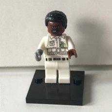 Reproducciones Figuras de Acción: MINIFIGURES SUPERHEROES AARON CASH COMPATIBLE LEGO. Lote 91947350