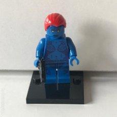 Reproducciones Figuras de Acción: MINIFIGURES X-MEN MYSTIQUE COMPATIBLE LEGO // D2. Lote 91947850