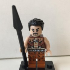 Reproducciones Figuras de Acción: MINIFIGURES SUPERHEROES EL CAZADOR COMPATIBLE LEGO. Lote 91951980