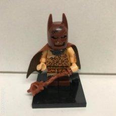 Reproducciones Figuras de Acción: MINIFIGURES SUPERHEROES BATMAN COMPATIBLE LEGO. Lote 96101763