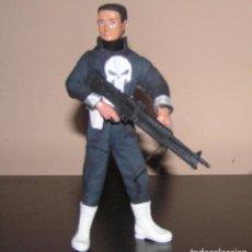 Reproducciones Figuras de Acción: MADELMAN MDE SUPERHEROES 4 THE PUNISHER EL CASTIGADOR. Lote 97826948