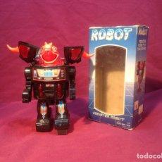 Reproducciones Figuras de Acción: ROBOT MONSTER ROBOT OF THE EMPIRE DE MIKE TOYS FUNCIONANDO EN CAJA!!!. Lote 182040182
