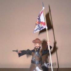 Madelman histórico Capitán Alatriste Tercios de Flandes