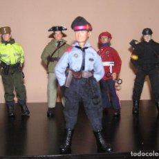 Reproducciones Figuras de Acción: MADELMAN MDE SERIE POLICIA 9. MOSSOS D´ESQUADRA. Lote 140805401