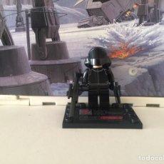 Reproducciones Figuras de Acción: STAR WARS STARKILLER TROOPER PRIMERA ORDEN EL DESPERTAR DE LA FUERZA MINIFIGURA TIPO COMPATIBLE LEGO. Lote 106126514