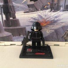 Reproducciones Figuras de Acción: STAR WARS STARKILLER TROOPER PRIMERA ORDEN EL DESPERTAR DE LA FUERZA MINIFIGURA TIPO COMPATIBLE LEGO. Lote 106126991