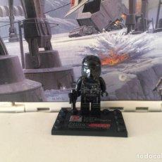 Reproducciones Figuras de Acción: STAR WARS TIE FIGHTER PILOT PRIMERA ORDEN EL DESPERTAR DE LA FUERZA MINIFIGURA TIPO COMPATIBLE LEGO. Lote 106127750