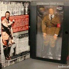 Reproducciones Figuras de Acción: FIGURA ADOLF HITLER LEADERS OF WWII DRASTIC 1:6. Lote 108076339