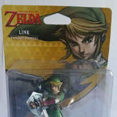 Reproducciones Figuras de Acción: AMIIBO LINK TWILIGHT PRINCESS THE LEGEND OF ZELDA + REGALO POSTER OFICIAL AMIIBO. Lote 108755591