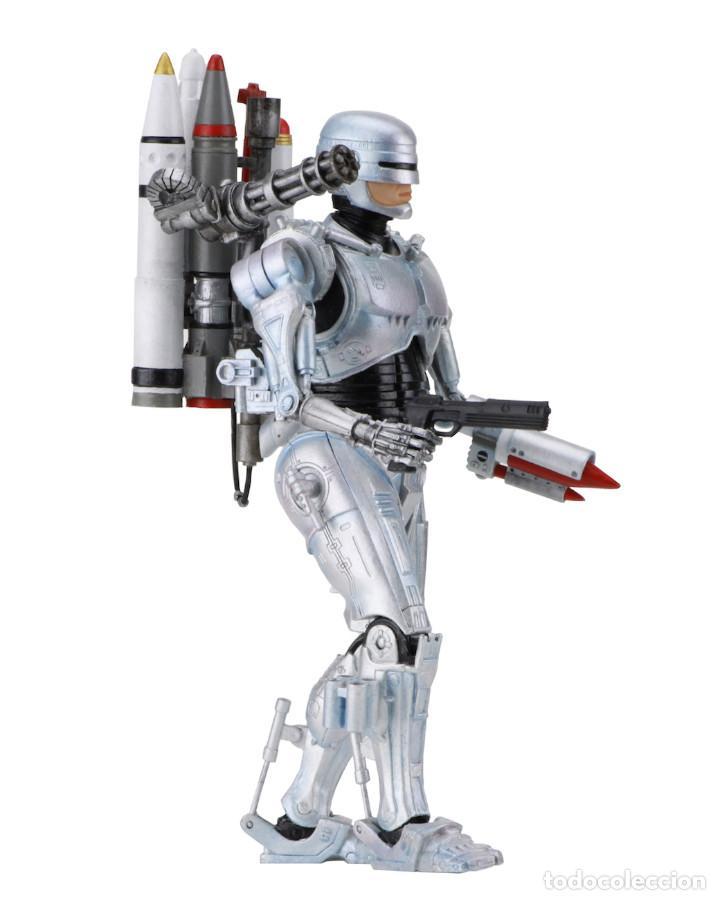 Reproducciones Figuras de Acción: Future Robocop (Robocop versus Terminator) - Foto 2 - 112365671
