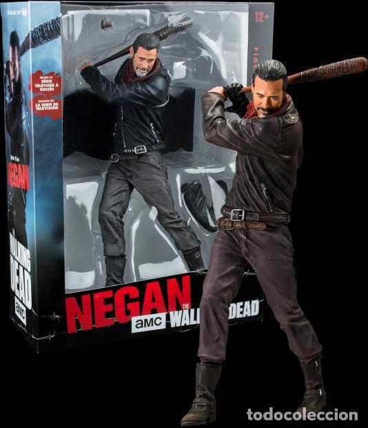 NEGAN (THE WALKING DEAD) (Juguetes - Reproducciones Figuras de Acción)