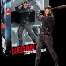 Reproducciones Figuras de Acción: NEGAN (THE WALKING DEAD). Lote 114298803