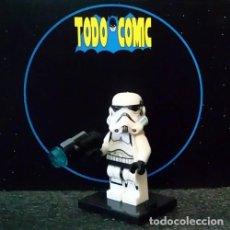 Reproducciones Figuras de Acción: SOLDADO IMPERIAL STORMTROOPER / FIGURA LEGO STAR WARS / CHINA. Lote 117278075