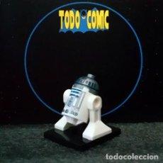 Reproducciones Figuras de Acción: R2D2 / FIGURA LEGO STAR WARS / CHINA. Lote 117279699