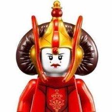 Reproducciones Figuras de Acción: FIGURA PADME AMIDALA - STAR WARS GALAXIAS LEGO COMPATIBLE - NUEVO COMPATIBLES LEGO. Lote 121506295