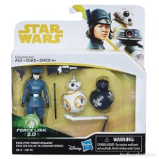 Reproducciones Figuras de Acción: ROSE, BB-8, BB-9E (STAR WARS). Lote 121652771