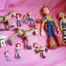 Reproducciones Figuras de Acción: LOTE FIGURAS TOY STORY. Lote 121872004