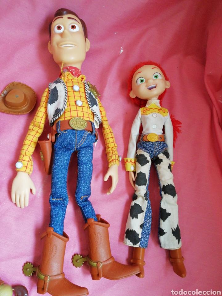 Reproducciones Figuras de Acción: Lote figuras toy story - Foto 2 - 121872004