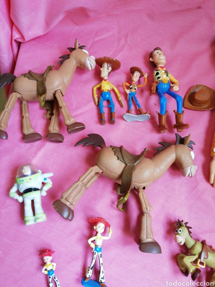 Reproducciones Figuras de Acción: Lote figuras toy story - Foto 3 - 121872004