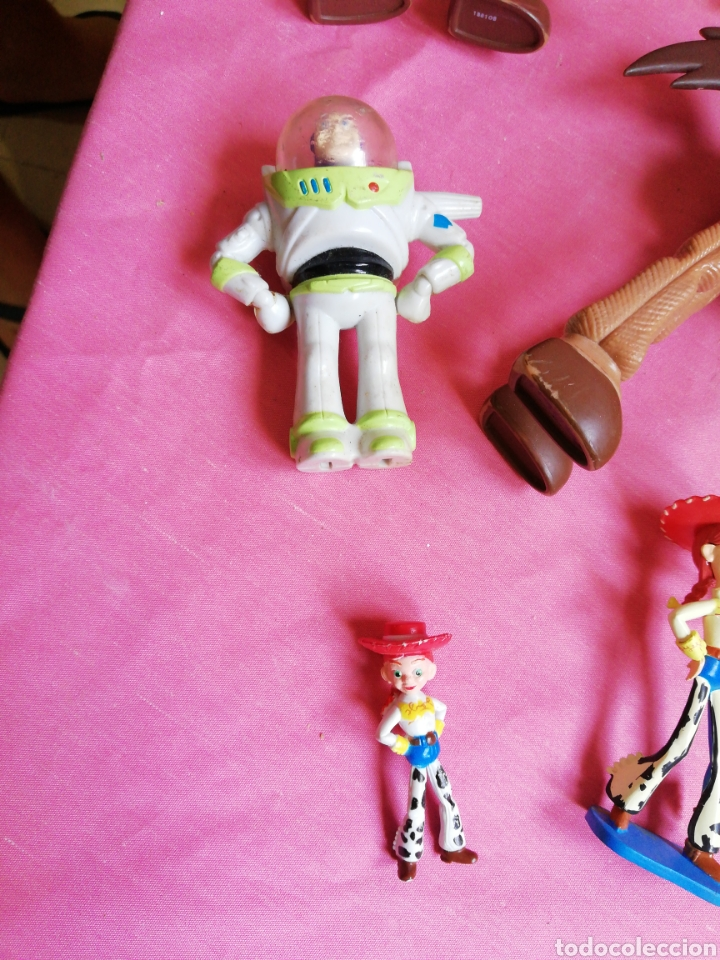 Reproducciones Figuras de Acción: Lote figuras toy story - Foto 4 - 121872004