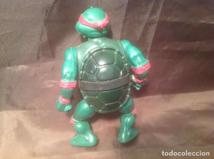 Reproducciones Figuras de Acción: Bootleg de las Tortugas Ninja / Turtles Figthers años 80 - Foto 2 - 126905575