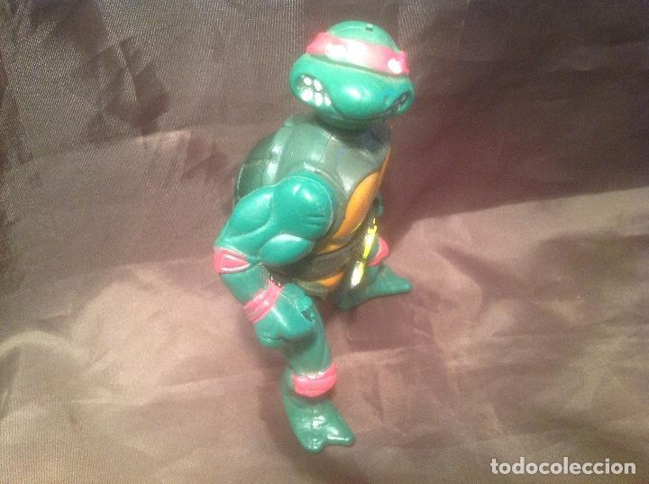 Reproducciones Figuras de Acción: Bootleg de las Tortugas Ninja / Turtles Figthers años 80 - Foto 3 - 126905575