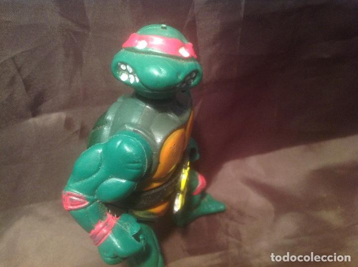 Reproducciones Figuras de Acción: Bootleg de las Tortugas Ninja / Turtles Figthers años 80 - Foto 4 - 126905575